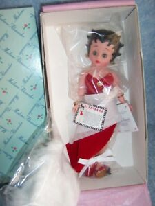 Betty Boop Porcelain Box by Madame Alexander New