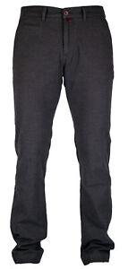PIERRE-CARDIN-LYON-mixed-brown-grey-chino-Herren-Hose-33747-4733-35-VOYAGE