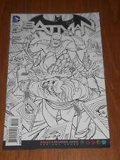 BATMAN #48 DC COMICS VARIANT NM (9.4)