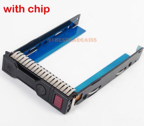 "3.5/"" HP Proliant ML350e ML310e SL250s G9 SAS//SATA Tray Caddy 651314-001 REV3.010"