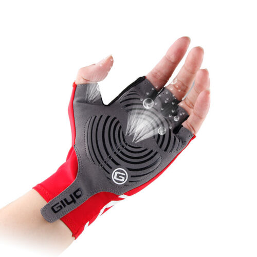 Giyo Cycling Gloves Half Finger Gel Sports Racing Bicycle Mittens Gloves