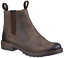 Cotswold Women/'s Laverton Slip On Ankle Boot Brown 27126