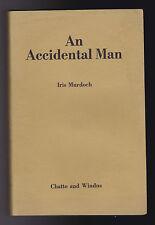 Iris Murdoch - An Accidental Man - Advance Proof Copy, Chatto 1971, Scarce