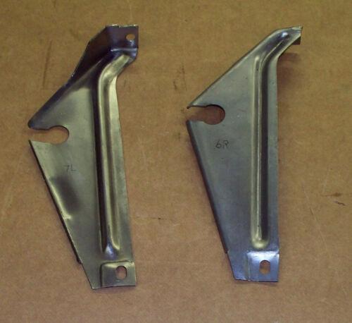 1968-69 Pontiac GTO Headlamp Support Bracket For Tilt Drive Torsion SET-CLASSIC