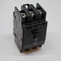 Circuit Breaker 10 Amp 3 Phase Panel Mount Bk Square D Sqd 310p