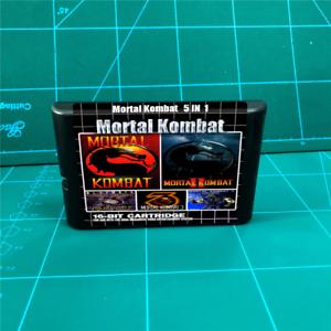 Mortal-Kombat-Super-5-in-1-Retro-Game-16-bit-for-Sega-Genesis-Mega-Drive-NTSC