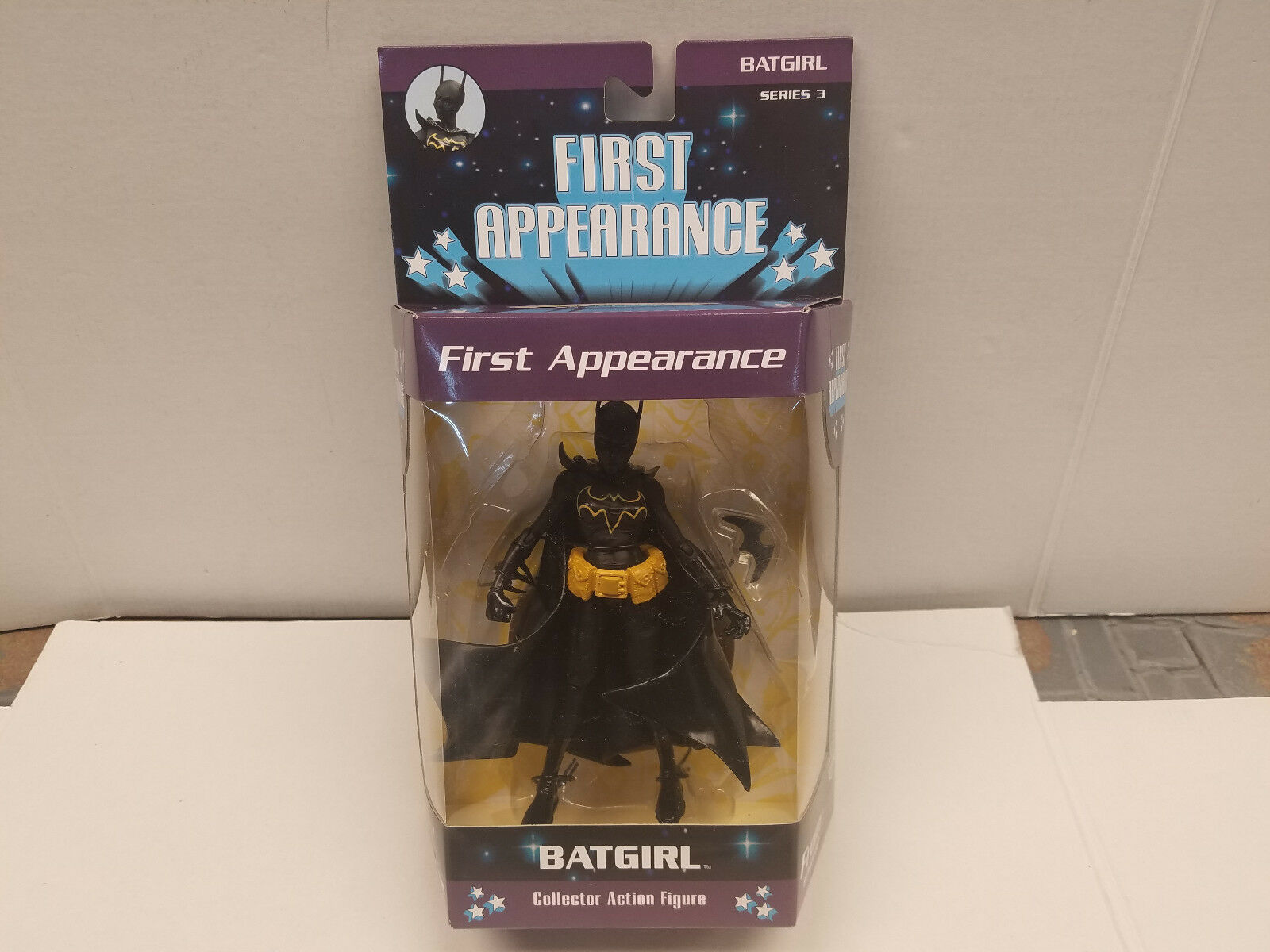 DC Direct Action Figure First Appearance Series 3 Batgirl MIP