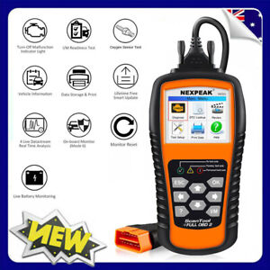 Car-Vehicle-Auto-Diagnostic-Scanner-OBD2-EOBD-OBDII-Scan-Tool-Fault-Code-Reader