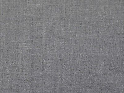 English Pure Wool Flannel Suiting Dress Fabric PH-5770-B-M