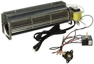 Tjernlund-FB15DLX-Fireplace-Blower-Motor-with-Speed-Control-amp-Adjustable-Thermal