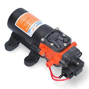 Seaflo-Druckwasserpumpe-3-8-Ltr-Min-Pumpe-12-V-Wasserpumpe-NEU-8598
