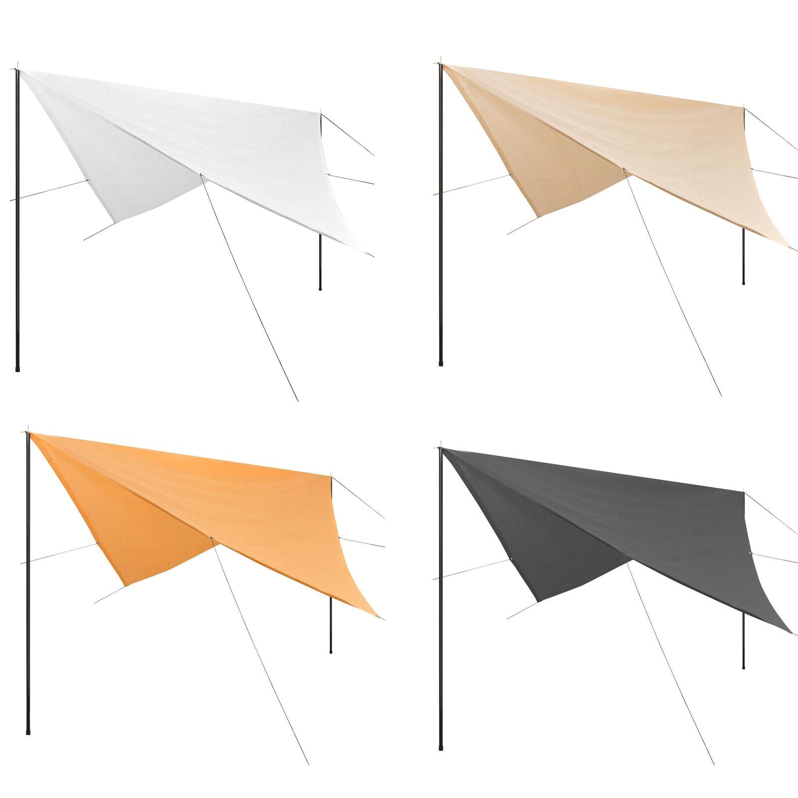 VidaXL Sonnensegel HDPE Quadrat Sonnenschutz Beschattung mehrere Auswahl | Fierce Kaufen  | Qualität Produkt  | Deutschland Frankfurt