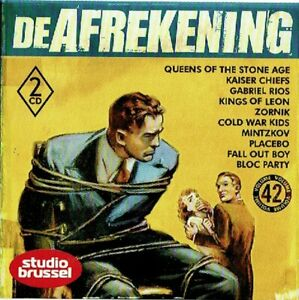 DE AFREKENING 42 (2 CD - 2007) Correct printed edition with '42' on CDs + sleeve