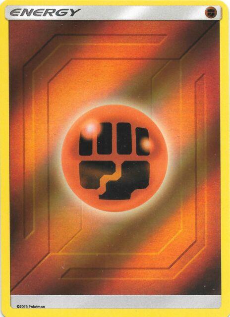 Pokemon TCG 9 Reverse HOLO RARE Energy 1 of each SM Hidden Fates TCG Card NM