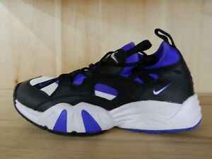 finest selection 2dcb5 72471 Image is loading NIKE-AIR-SCREAM-LWP-BLACK-WHITE-PERSIAN-VIOLET-