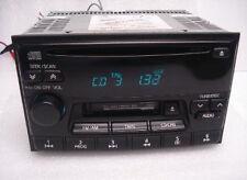 Nissan OEM 200SX Xterra Pathfinder AM FM Radio CD Player Tape Cassette CN040