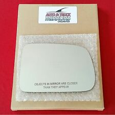 NEW Mirror Glass + ADHESIVE 97-06 HONDA CR-V CRV Passenger Side ** FAST SHIP **