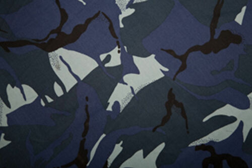 "Camo Cotton Drill FabricArmy Military Camouflage Material150cm 59/"" Wide"