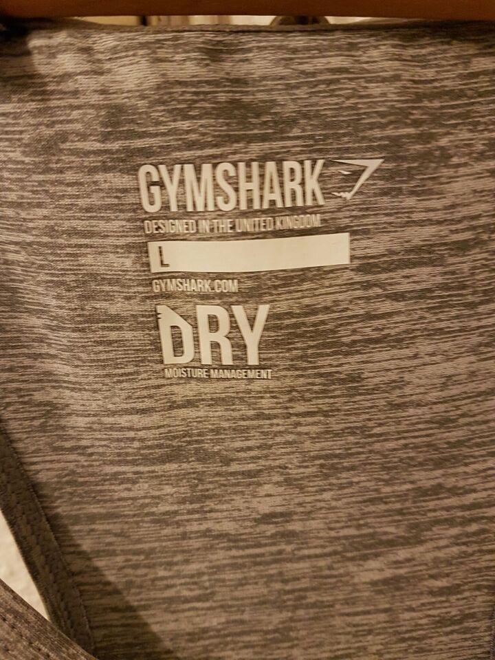 Fitnesstøj, Tank top, Gym shark