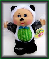 Cabbage Patch Kids Cuties Panda Bear Doll Around The World Mignons Plush Baby
