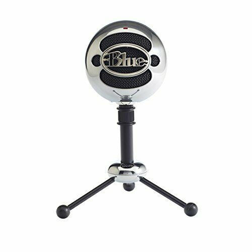 Blau Microphones Snowball Brushed Aluminum Japanese Formal Agency Products 2