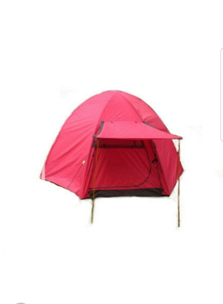Travelproof Tardis 2 3 Person Tent - Colour  rot.