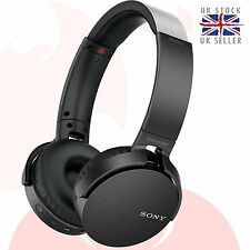 Sony MDR-XB650BT-B Bluetooth Extra Bass Headphone - BLACK *UK* XB650BT B