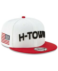 New-Era-Houston-Rockets-H-Town-9Fifty-City-Edition-Snapback-950-Hat-USA-NEW