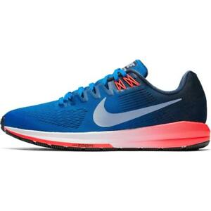 4f662d6e21d5 Nike Air Zoom Structure 21 Men s Running Shoes 904695-400 Blue Jay ...