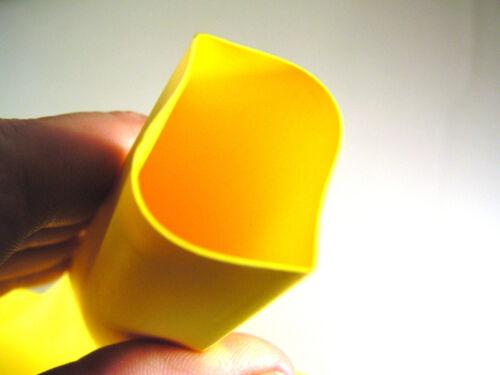 Raychem RNF100-1 GIALLO Calore Strizzacervelli rapporto 2:1 25.4mm di diametro 1.2 METRI OM0894