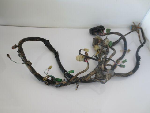 2004 Honda Foreman 450 S 4x4 Atv Main Wire Wiring Harness
