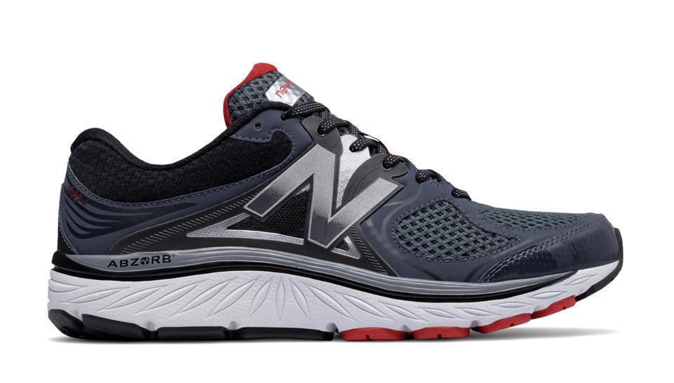 New Balance M940br3 para men black red Zapatillas Running - 4e Extra Ancho