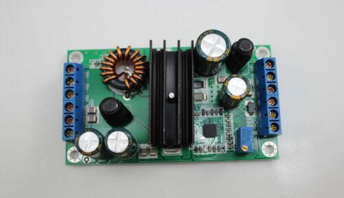 Nuevo 12 A DC Convertidor Automático LTC3780 Step Up//Down módulo de fuente de alimentación