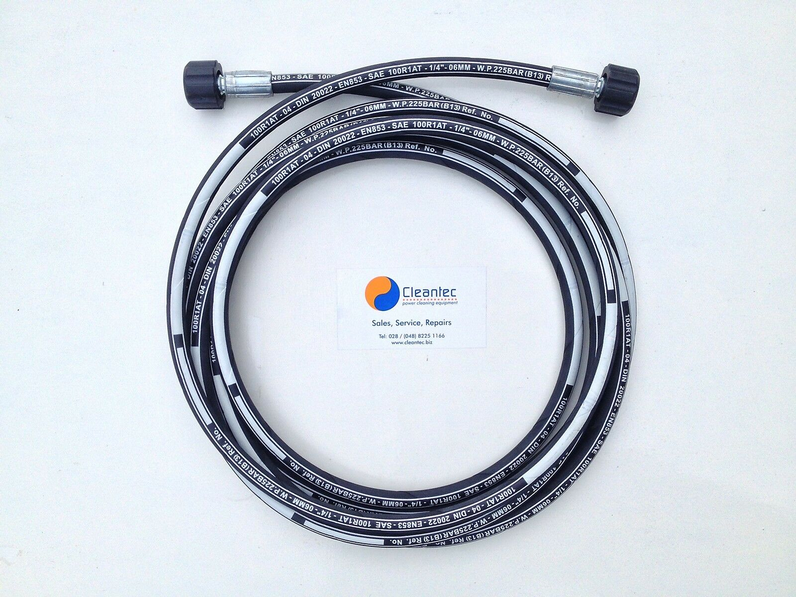 25 25 25 Mètre Ryobi Homelite HPW2400 Nettoyeur Haute Pression Tuyau de Rechange Vingt 4634d7