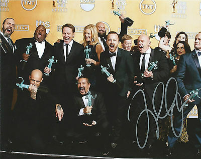 Movies Honest **gfa Breaking Bad-huell *lavell Crawford* Signed 8x10 Photo L7 Coa** Photographs