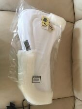 WITHER RELIEF HALF PAD BY EXSELLE  SADDLE PAD WHITE