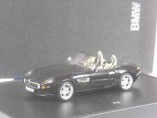 selten: Minichamps 80420026607 BMW Z8 schwarz metallic 1:43 in großer OVP