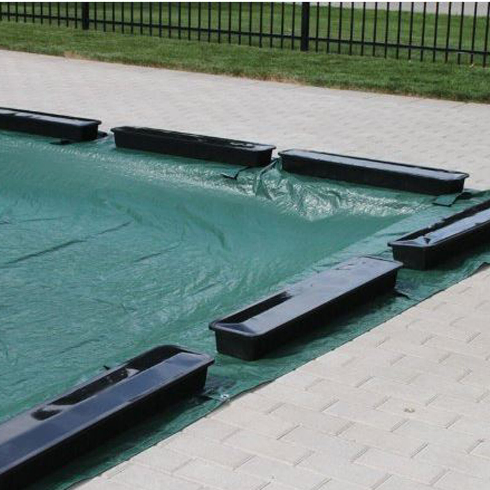 Details about Swimming Pool Winterizing Winter Aqua Blok Water Tubes -  (Package Quantity)