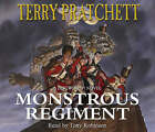 Monstrous Regiment by Terry Pratchett (CD-Audio, 2003)