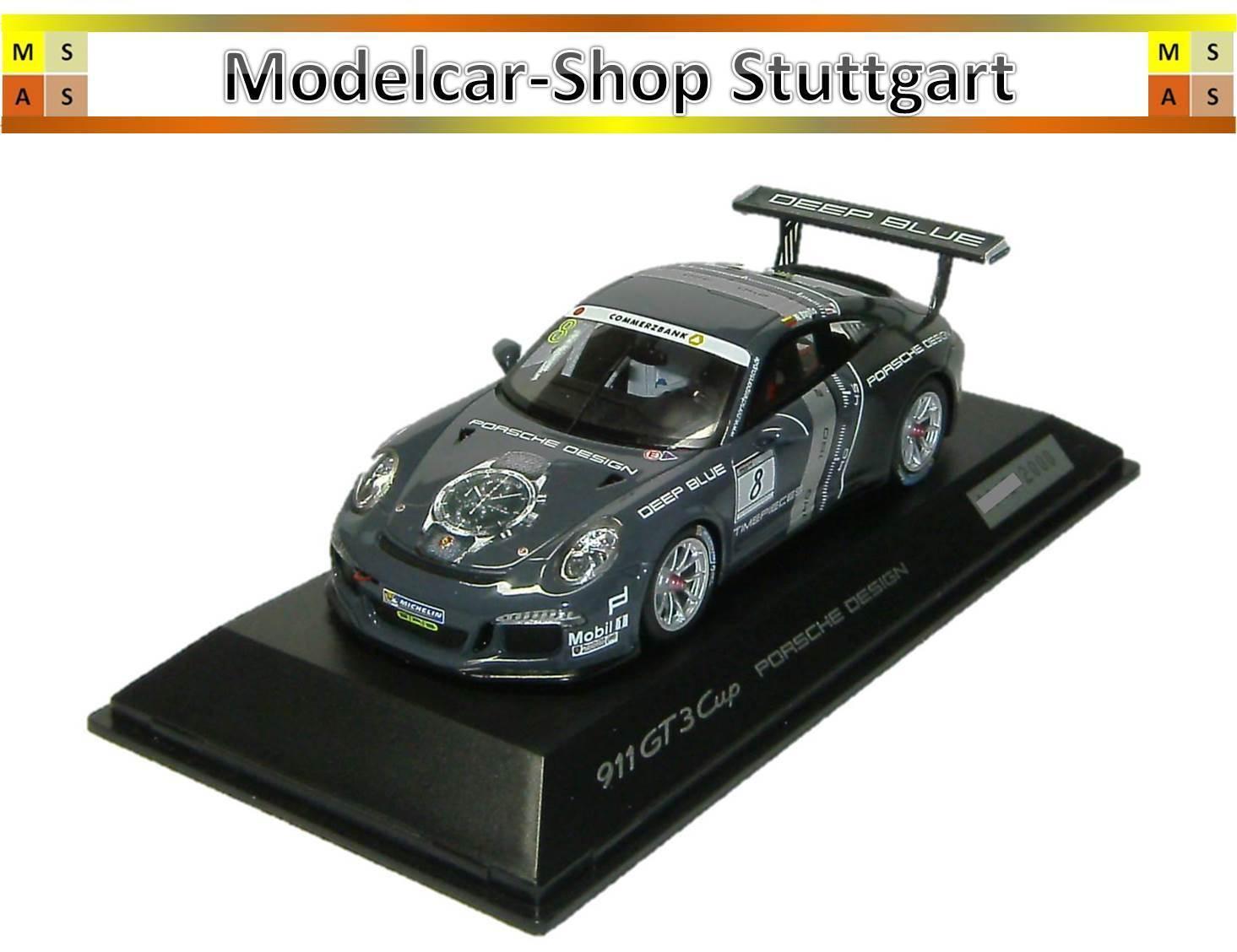 Porsche 911 GT3 Cup Ltd Edition Spark 1 43 wap0201540h NEW