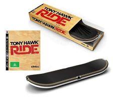 NEW Sony PS3 Tony Hawk RIDE Skateboard Bundle Game Set Kit sports playstation-3