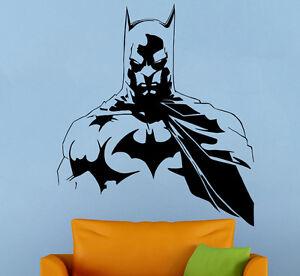 Image Is Loading Batman Wall Vinyl Decal The Dark Knight Sticker