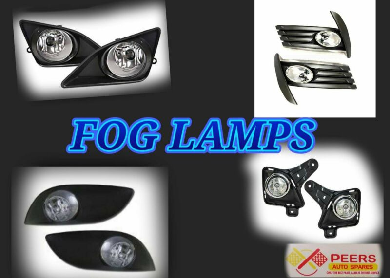 FOG LAMPS FOR MOST VEHICLES