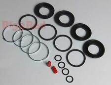 Rear Brake Caliper Seal Repair Kit with Casting Seals for SUBARU IMPREZA WRX