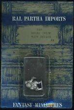 RAL PARTHA IMPORTS SNEAK THIEF w/ DAGGER FA4 SEALED Metal Miniatures Blister D&D