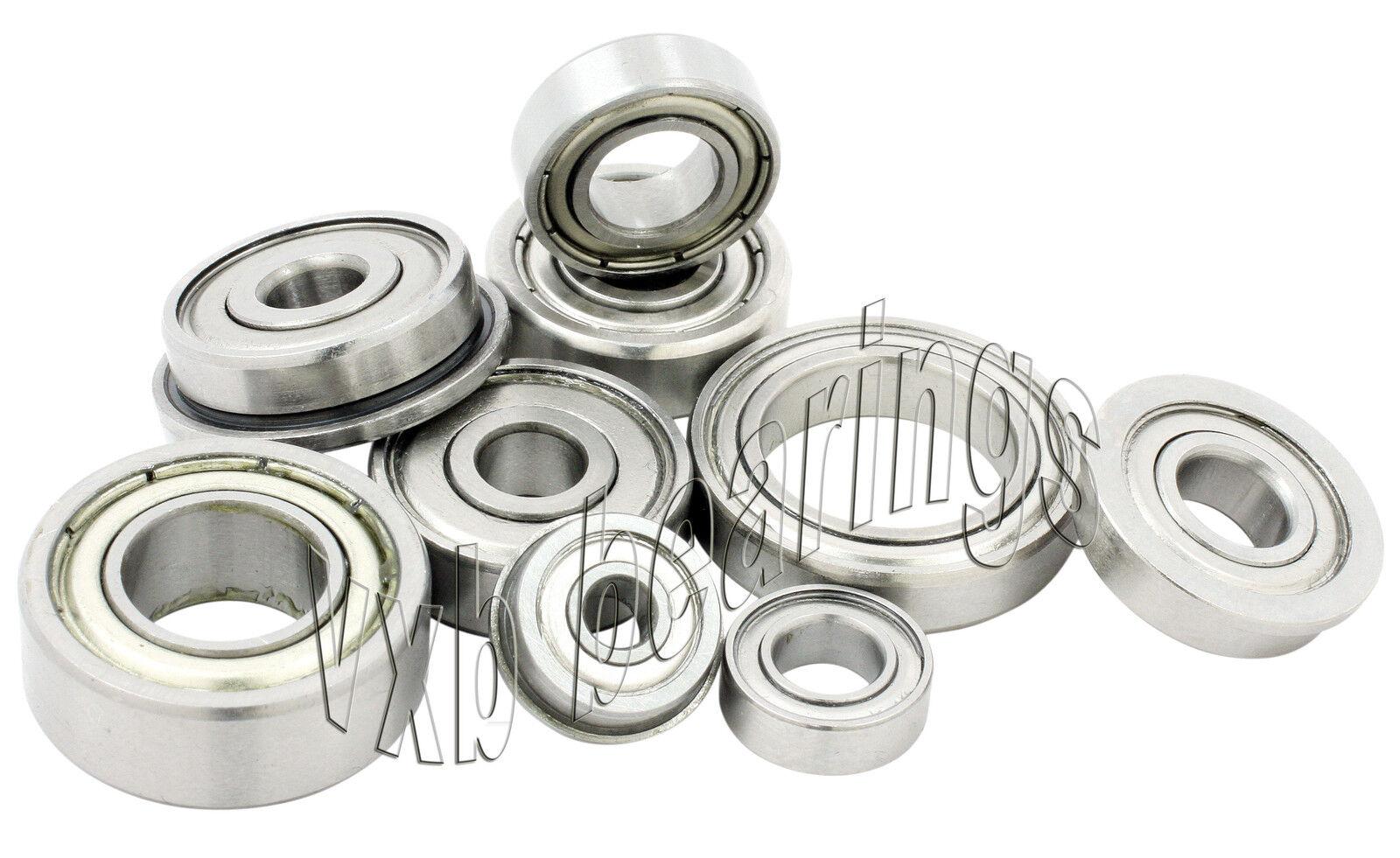 SPOOL//TENS Hybrid Ceramic Ball Bearings Fit QUANTUM SMOKE PT SL101HPTS ABEC-7