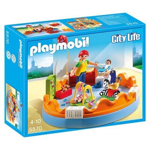 Playmobil City Life Espace crèche avec bébés