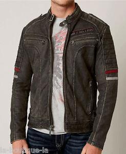 Men's Leather Jackets | Biker Jackets | ZALANDO