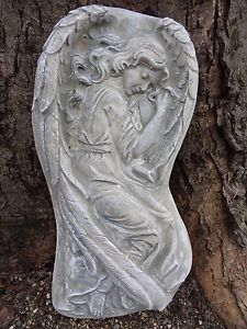 """angel Poly Plastic concrete plaster mold mould 15"""" x 7.75"""" x 1.75"""" thick"""