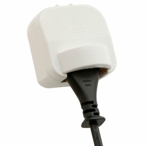Power Connections SCP3-WH-R-13A blanc terre Schuko Convertisseur 13 A